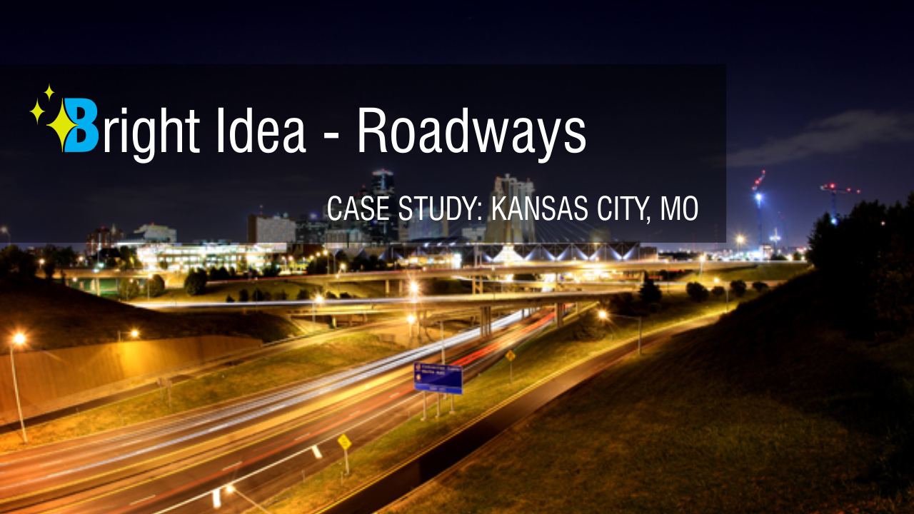 KCMO Demonstration Project Measures Results of Upgrading HID ... for High Pressure Sodium Street Lights  570bof