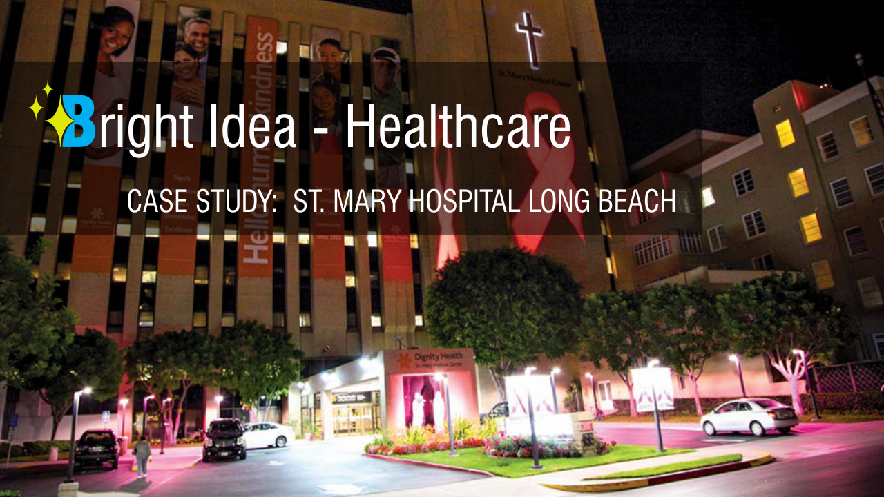 Led Outdoor Lighting Systems California hospital paves way for system wide led exterior lighting california hospital paves way for system wide led exterior lighting upgrade workwithnaturefo