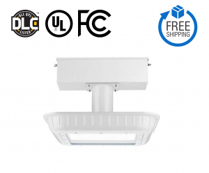 120W LED Gas Canopy Light