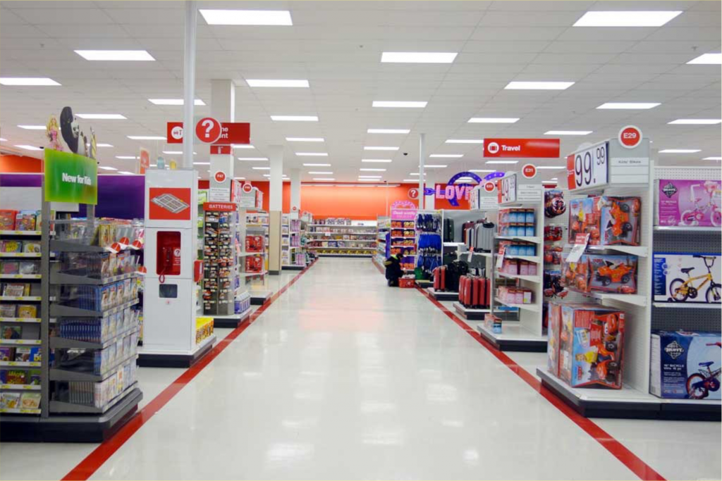 Led Lighting For Commercial And Retail Lications