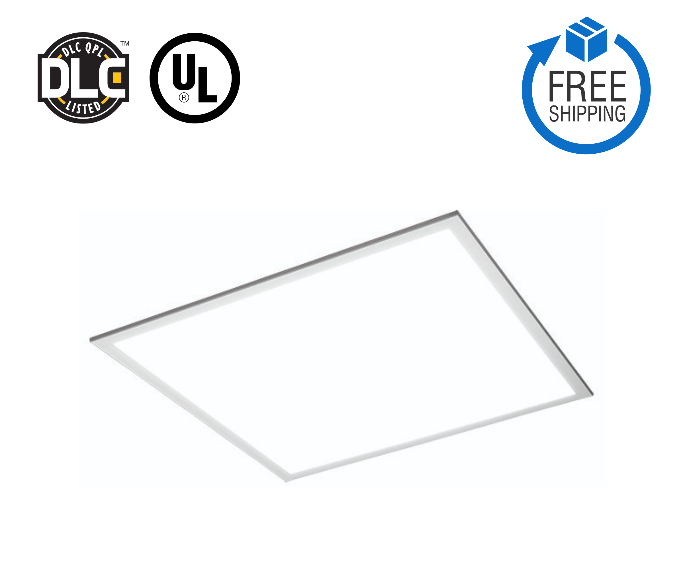 2x2 led panel 40w brightway led lighting