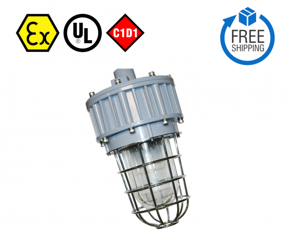 40W LED Explosion Proof Light