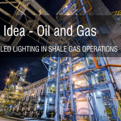 LED Lights for Oil and Gas Operations
